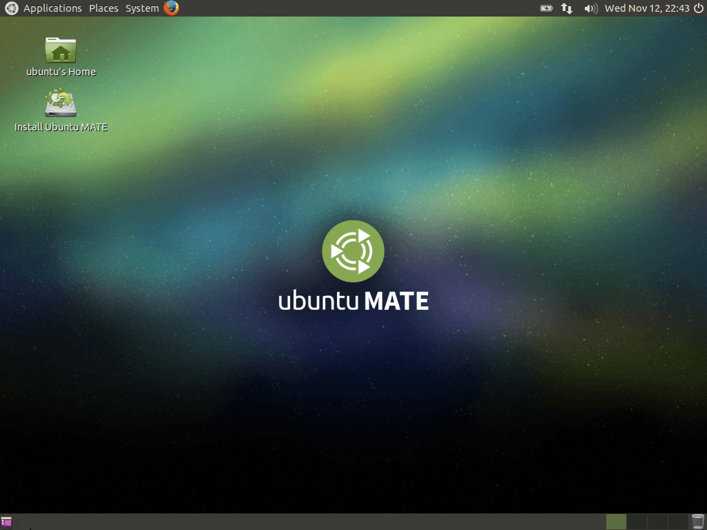 Ubuntu Mate 14042 1410 Images For VMware And VirtualBox
