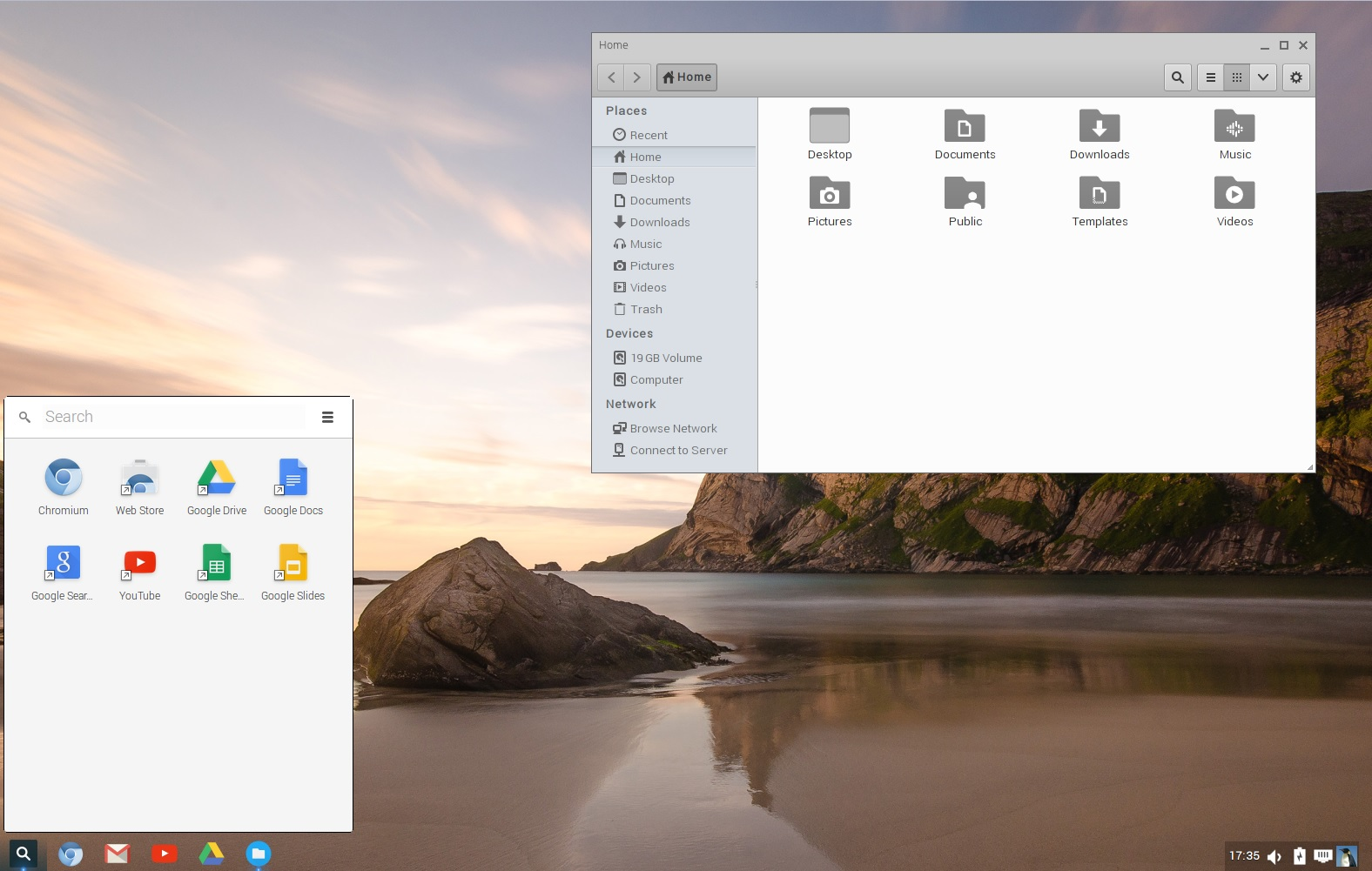 Chromixium os 1. 0 vm images for vmware and virtualbox.