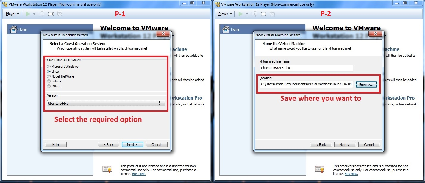 Guide | Documentation for VirtualBox & VMware