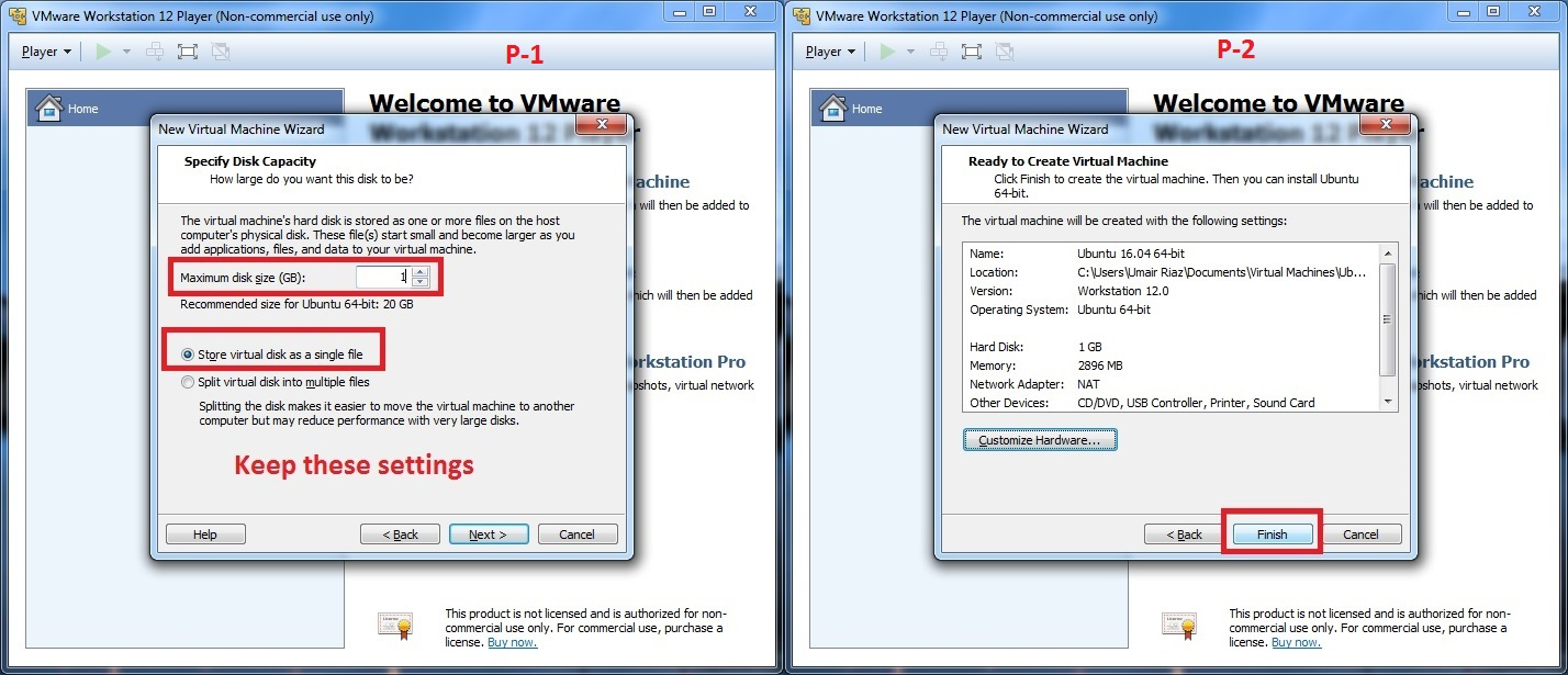Guide | Documentation for VirtualBox & VMware